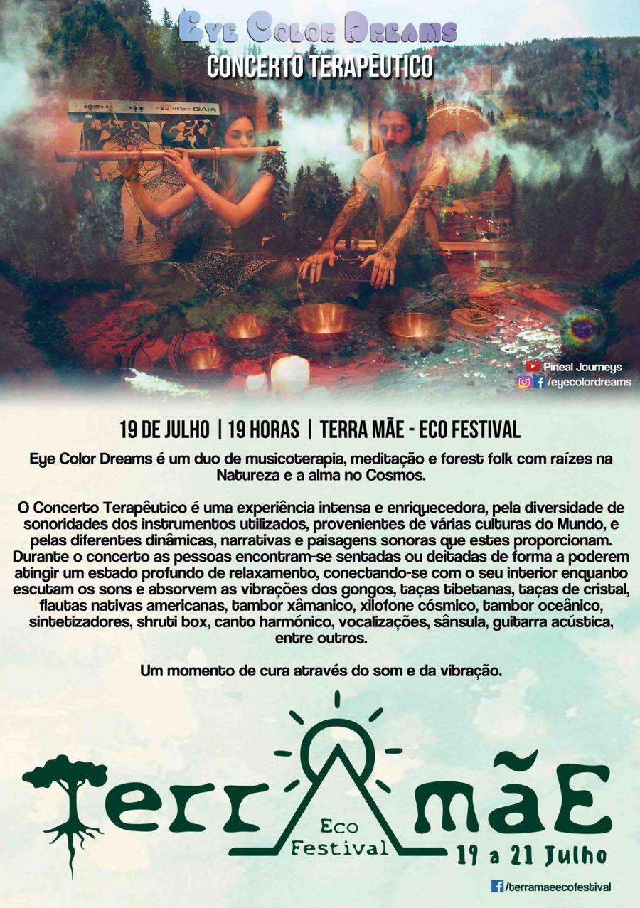 Concerto Terapêutico no Terra Mãe - Ecofestival