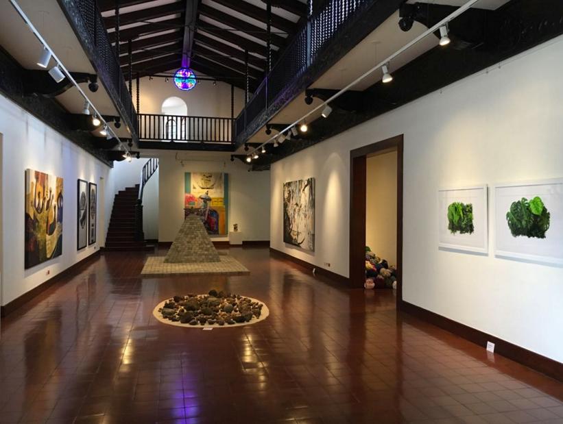 Participación en el Salón Nacional 2019. MAC