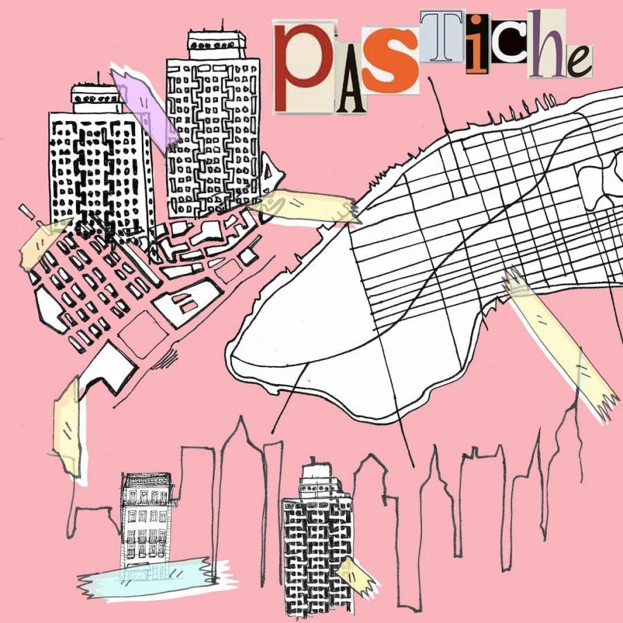 Oficina Pastiche: criação de uma cidade imaginada em família