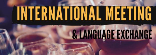 International meeting & Language exchange