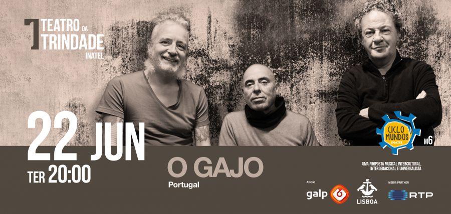 O GAJO (Portugal) | Concertos Ciclo Mundos INATEL