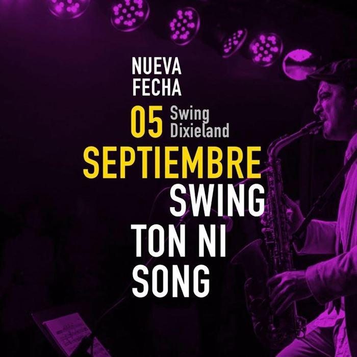 Swing Ton Ni Song / 5 Septiembre 2018 / Cáceres
