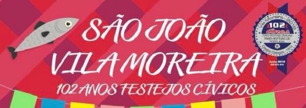 Festas De S.João - Vila Moreira 2018