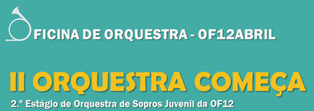 Concerto II Orquestra Começa