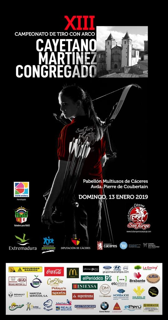 XII Torneo Cayetano Matínez Congregado
