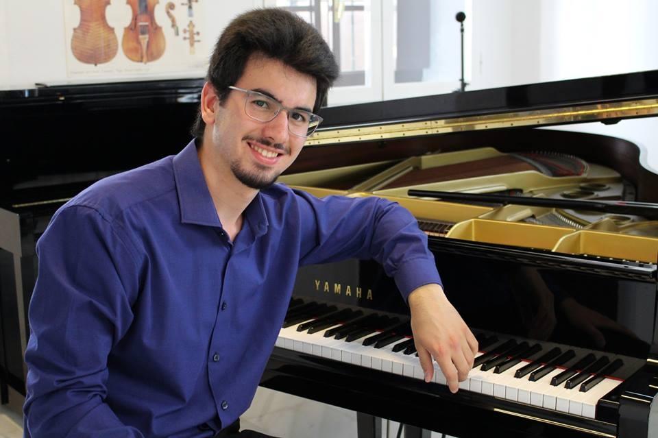 Recital de piano de Juan José Sevilla Valencia || Laoctava, Centro de Música Creativa