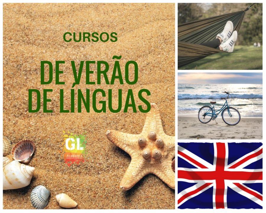 Curso Intensivo de Verão de Inglês Iniciação