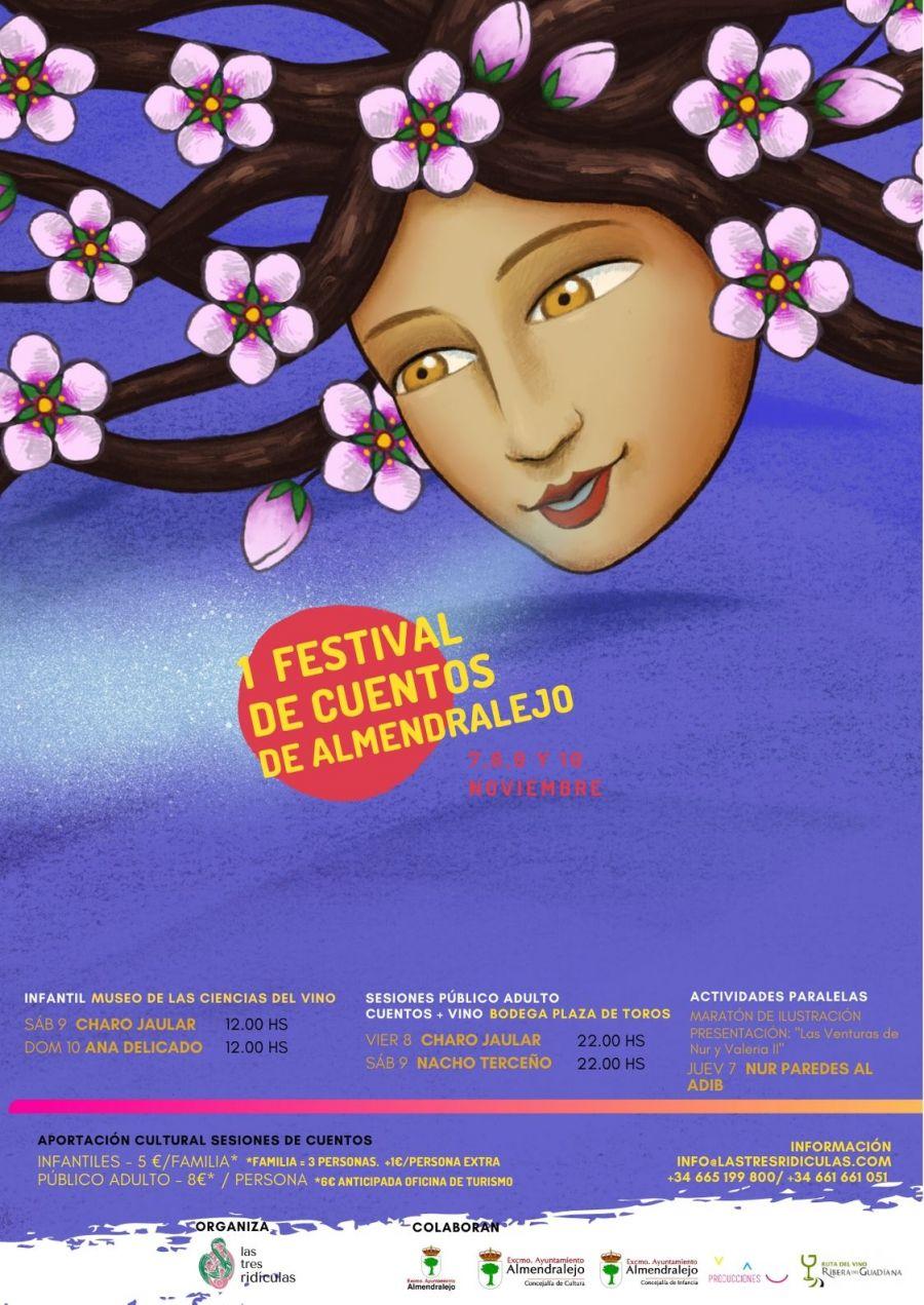 I Festival de Cuentos de Almendralejo