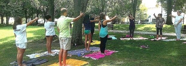 Yoga zona verde -entroncamento