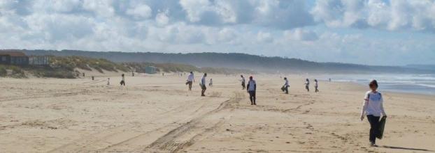 Voluntariado Ecológico - Limpeza de Praias