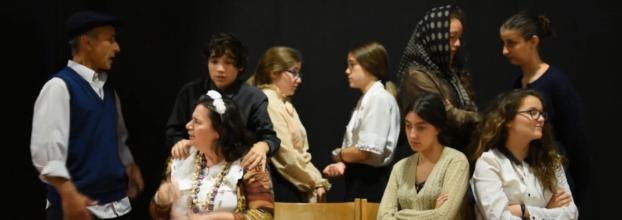 Mini-Festival de Teatro LORCA | A Casa de Bernarda Alba | Penacova - Auditório da Biblioteca Municipal