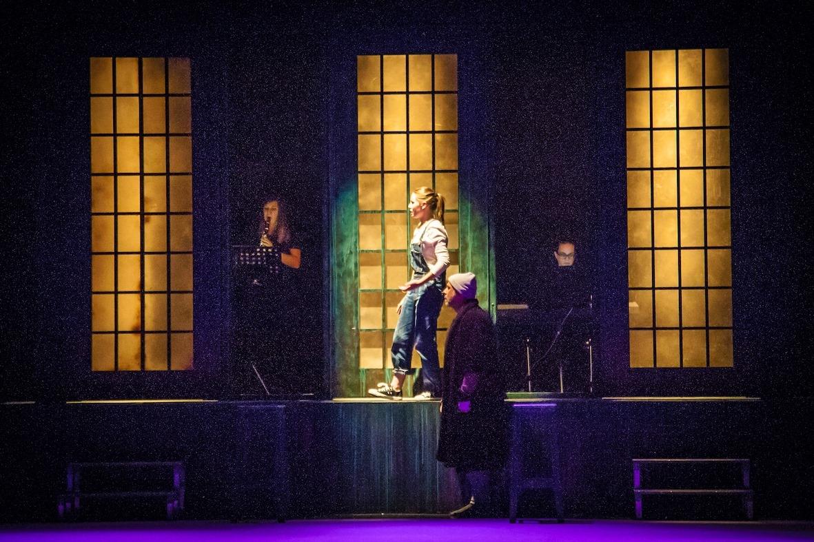 Teatro Ciclo D'Rule | 'Lo que queda de nosotros'