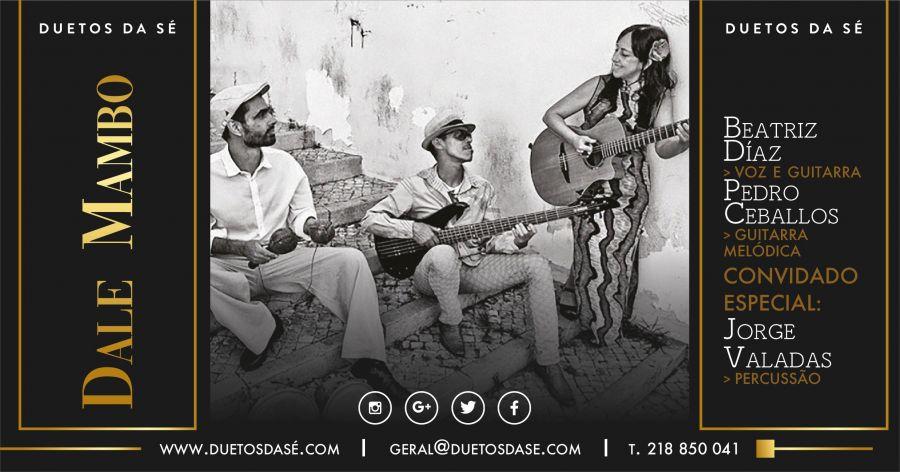 Dale Mambo - Beatriz Diaz, Pedro Ceballos & Jorge Valadas