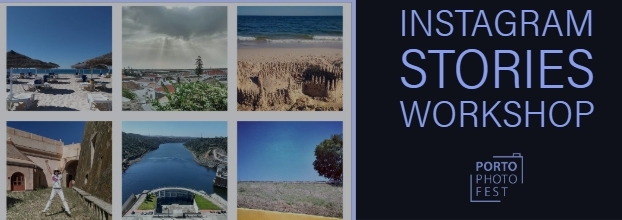 Eduardo Angel Workshop: Telling Instagram Stories