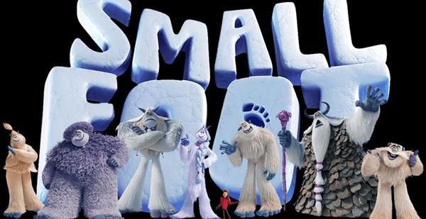 CINE INFANTIL: 'SMALL FOOT'
