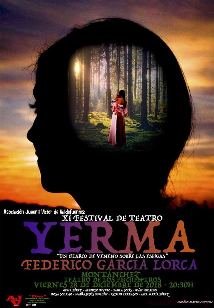 'Yerma', estreno: XI Festival de Teatro AJV
