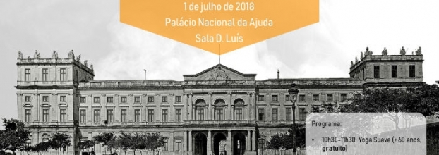 Yoga no Palácio | 1 de Julho 2018