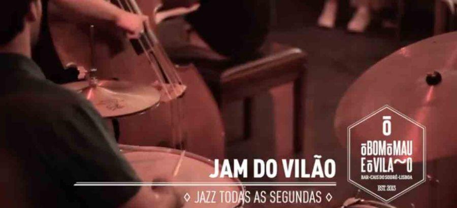 Jazz   Jam do Vilão