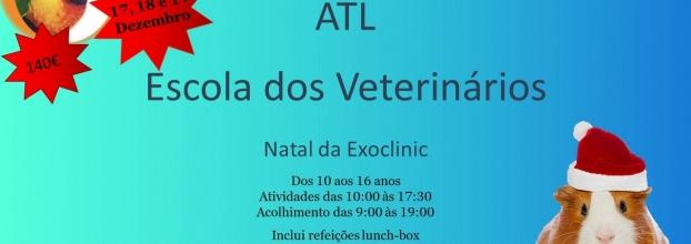 ESCOLA DOS VETERINÁRIOS - ATL NATAL