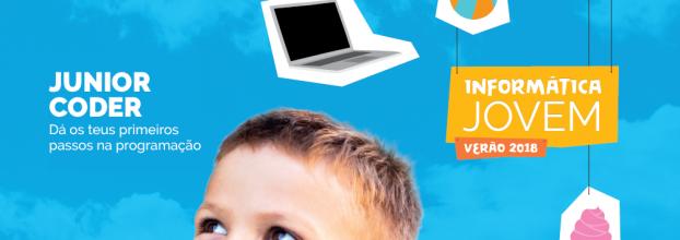Informática Jovem - Junior Coder: Dá os teus primeiros passos na programação