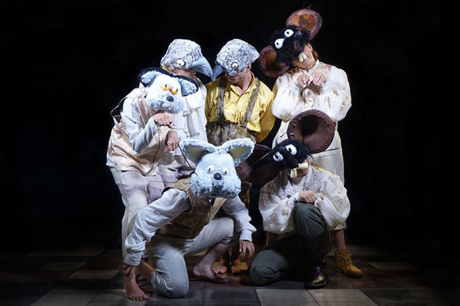 12 Encuentro Nacional de Teatro. El príncipe feliz. Octubre 20