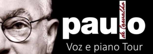Paulo de Carvalho - 'Voz e Piano Tour'
