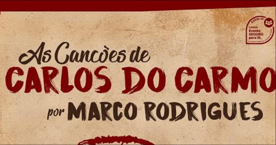 """As Canções de Carlos do Carmo"""", por Marco Rodrigues"""