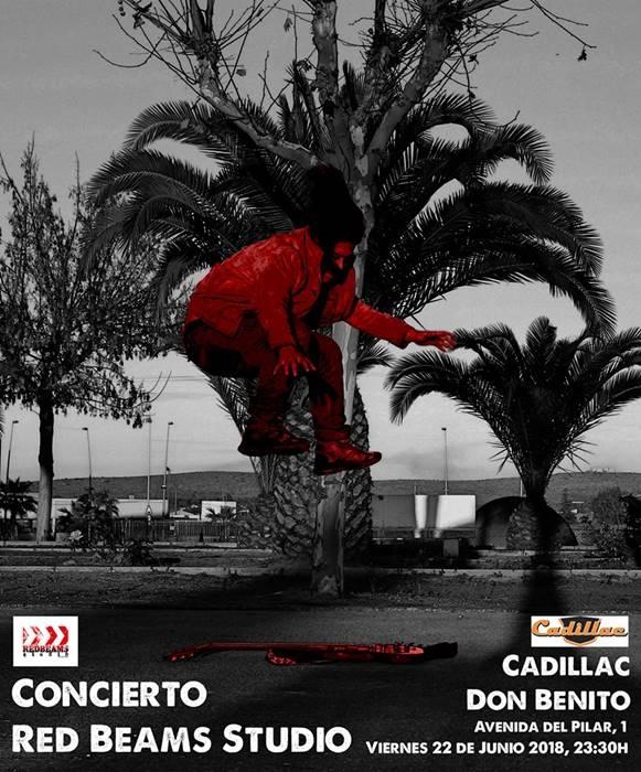 Concierto RED BEAMS STUDIO || Cadillac Café-Concierto