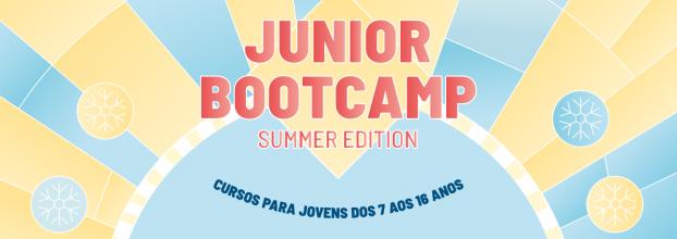 Junior Bootcamp - Férias de Verão