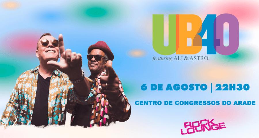UB40 | Featuring Ali & Astro