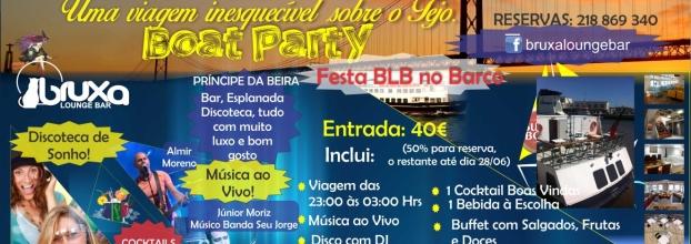 Boat Party BLB - Festa no Barco