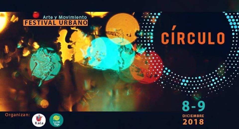 Círculo, festival urbano. Fati Abril, Maria Laura y Otros. Música, talleres, danza y más