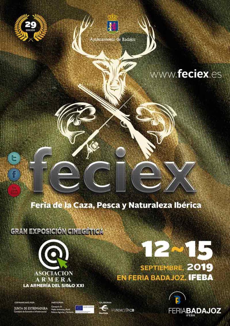 FECIEX 2019 | Feria de Caza y Pesca