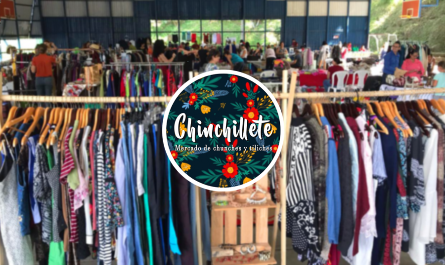 Chinchillete. Mercado de chunches y tiliches