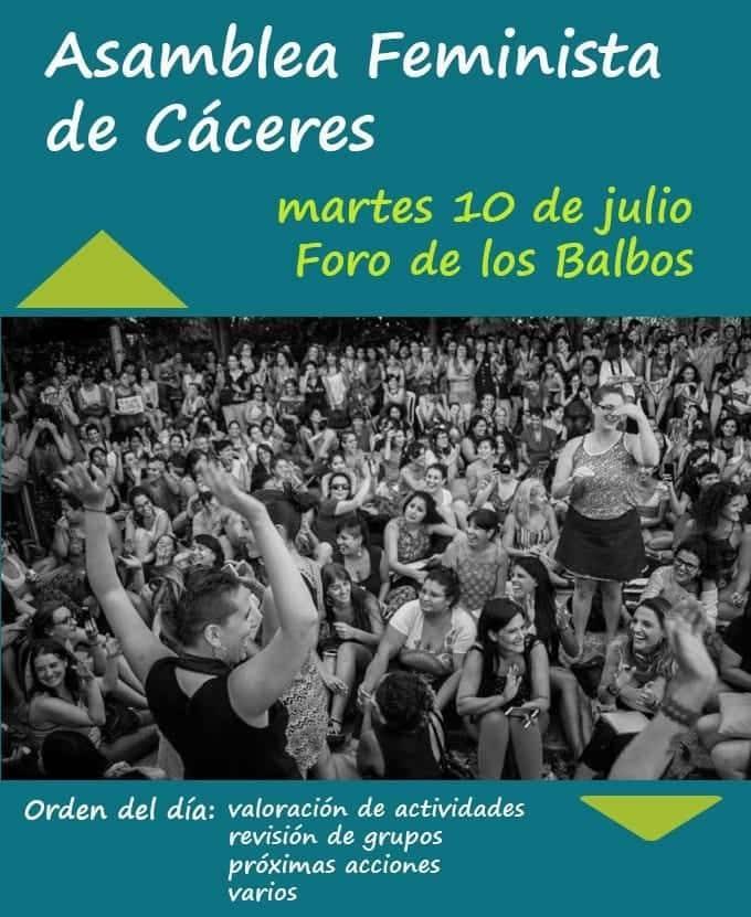 Asamblea Feminista de Cáceres