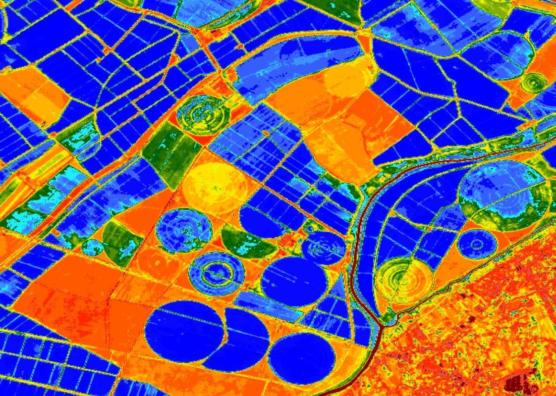 Agricultura de Precisión con Imágenes de Satélite, Sensorización y Big Data