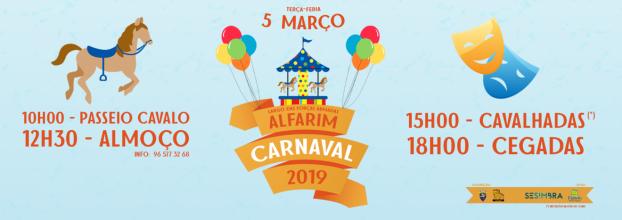 CARNAVAL ALFARIM 2019