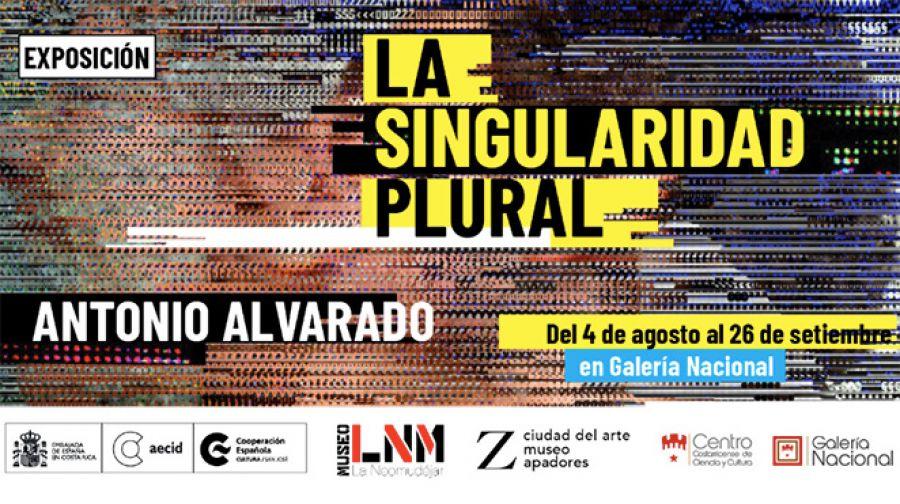 La Singularidad Plural. Antonio Alvarado