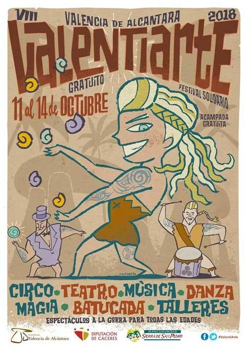 VIII Festival Valentiarte