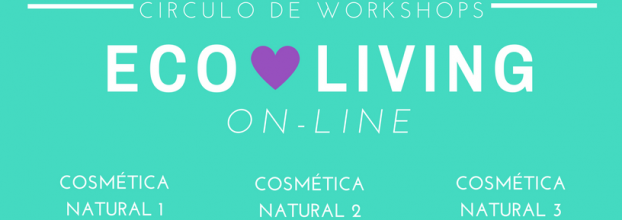 Workshops Cosmética Natural On-Line