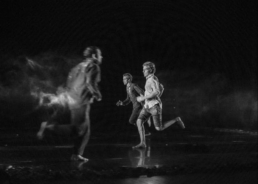 18º Festival Nacional de Danza Contemporánea. Irse, Utopía, Blanco