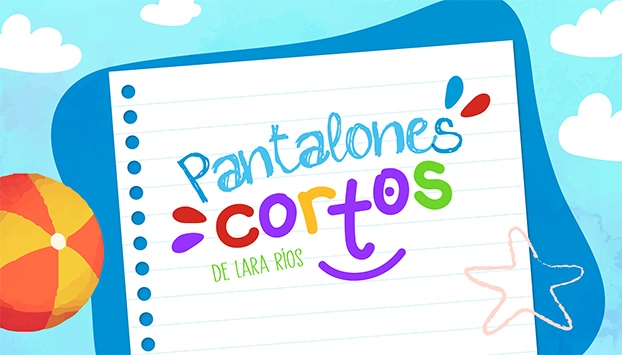 4ba292fbea Pantalones cortos. Lara Rios. Drama
