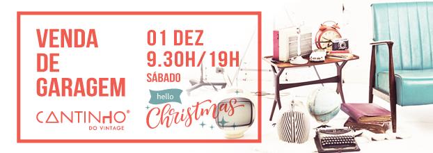 Venda de Garagem - Cantinho do Vintage Hello Christmas