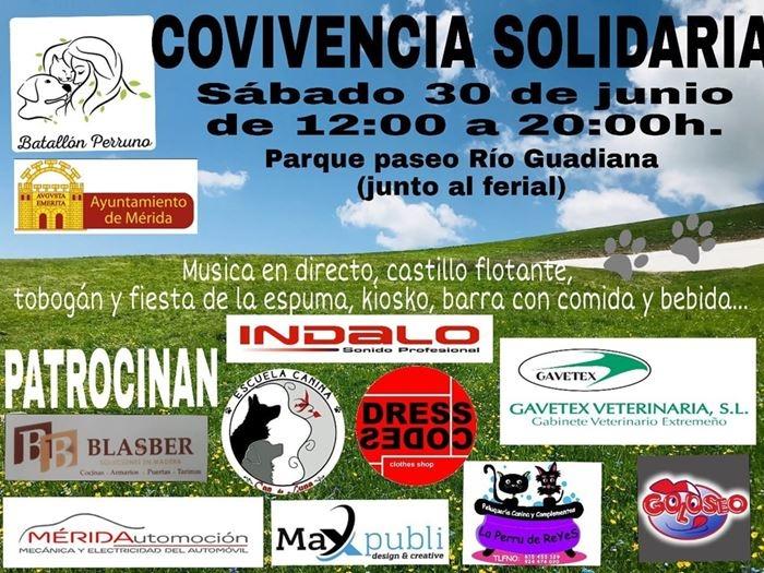 Convivencia Solidaria Batallón Perruno