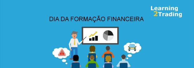 Dia 31 de outubro a Learning2Trading assinala o 'Dia da formação financeira'