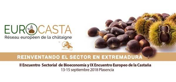 II Encuentro de Bioeconomía: EUROCASTA 2018
