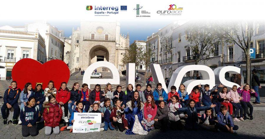 NOTICIA | Cerca de 3000 estudiantes han participado en los Encuentros Escolares de la eurorregión EUROACE