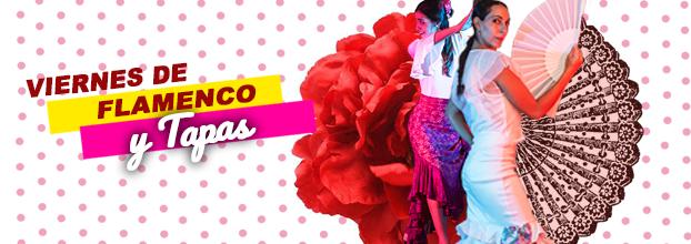 Flamencuras. Tapas españolas y baile