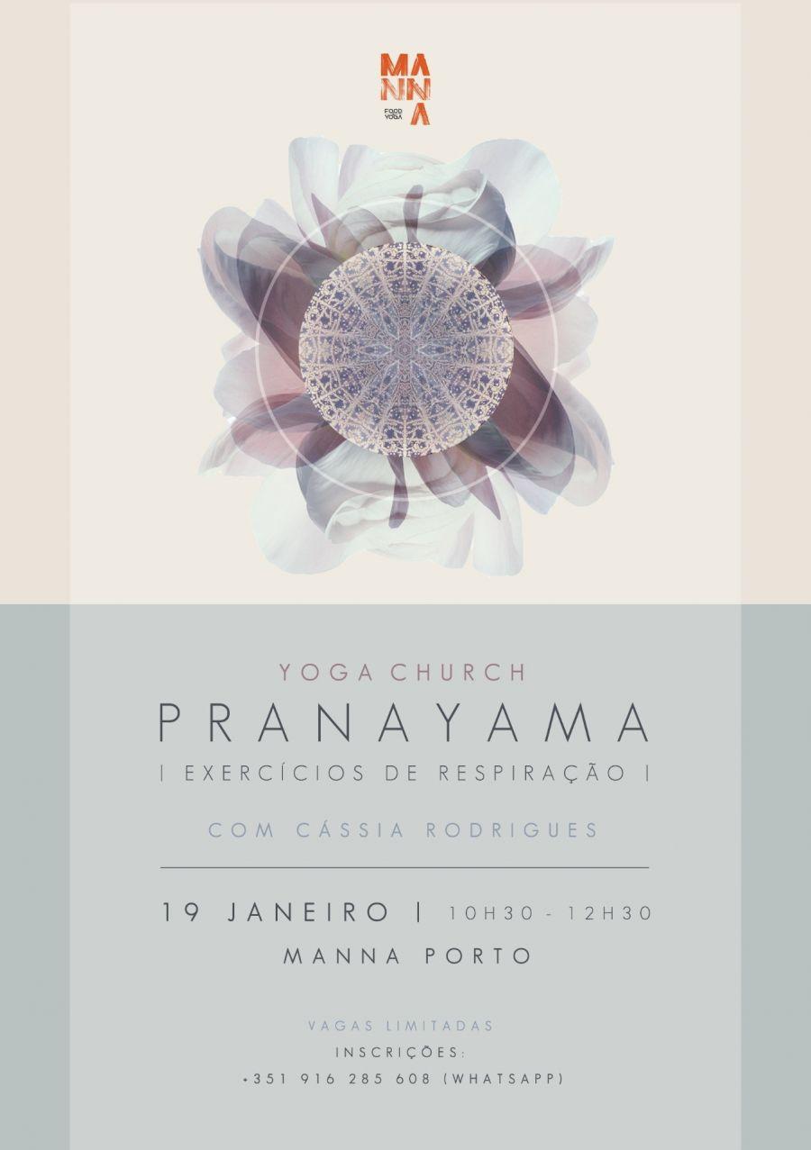 Yoga Church - Pranayama
