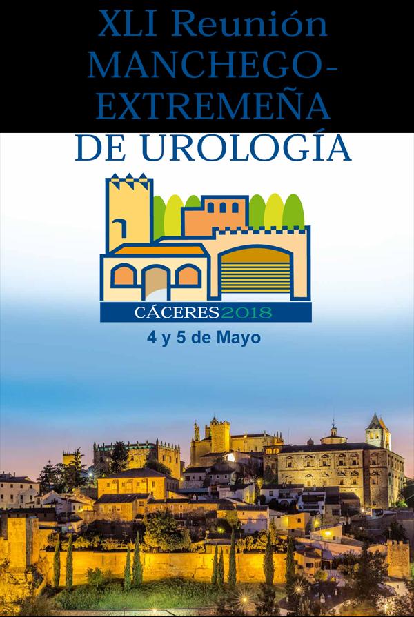 XLI Reunión Castellano Manchega y Extremeña de Urología